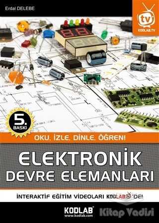 Kodlab Yayın Dağıtım - Elektronik Devre Elemanları