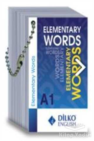 Dilko Yayıncılık - Elementary Words A1 Kelime Kartı
