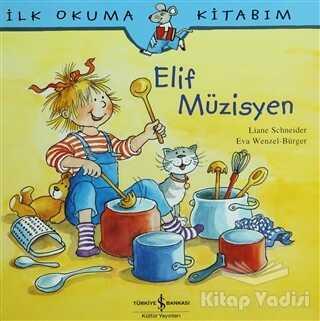 İş Bankası Kültür Yayınları - Elif Müzisyen