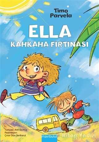 Mavibulut Yayınları - Ella - Kahkaha Fırtınası