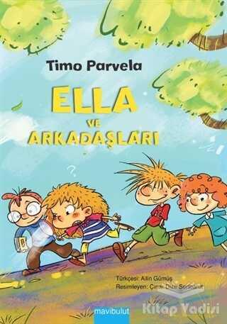 Mavibulut Yayınları - Ella ve Arkadaşları