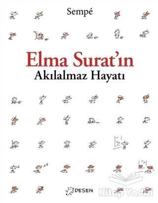 Desen Yayınları - Elma Surat'ın Akılalmaz Hayatı