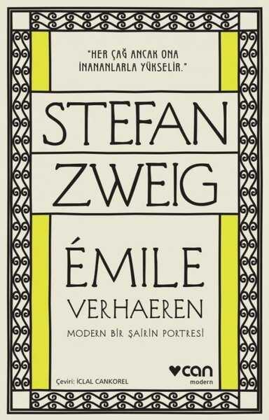 Can Yayınları - Emile Verhaeren