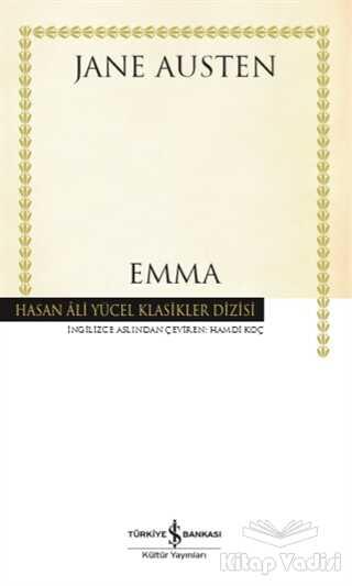 İş Bankası Kültür Yayınları - Emma