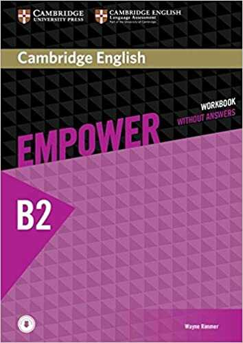 Cambridge University Press - Empower Upper Intermediate Workbook without Answers with Downloadable Audio