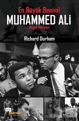 Kaknüs Yayınları - En Büyük Benim! Muhammed Ali