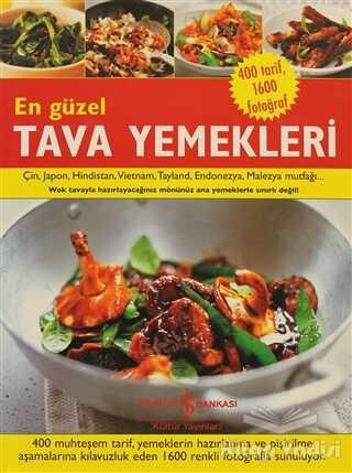 İş Bankası Kültür Yayınları - En Güzel Tava Yemekleri