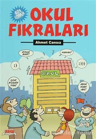 Okuryazar Yayınevi - En Komik Okul Fıkraları