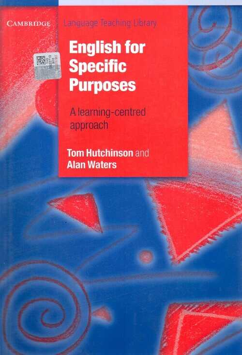 Cambridge University Press - English for Specific Purposes