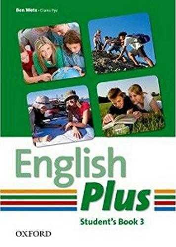 - Englısh Plus 3 Sb