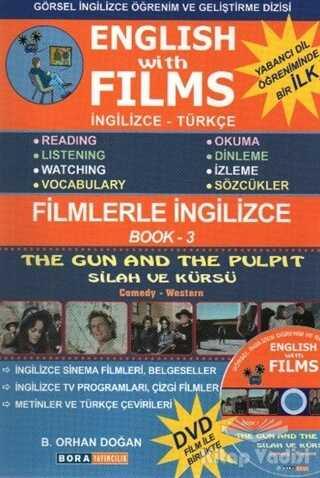 Bora Yayıncılık - English with Films Book 3