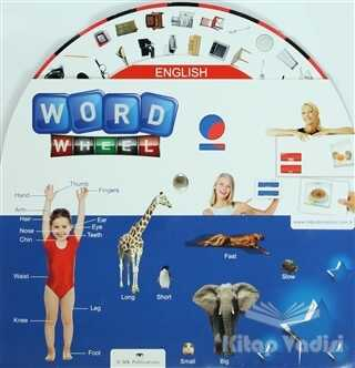 MK Publications - English Word Wheel
