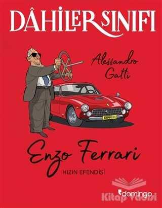 Domingo Yayınevi - Enzo Ferrari Hızın Efendisi - Dahiler Sınıfı