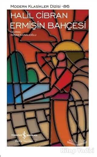 İş Bankası Kültür Yayınları - Ermişin Bahçesi (Ciltli)