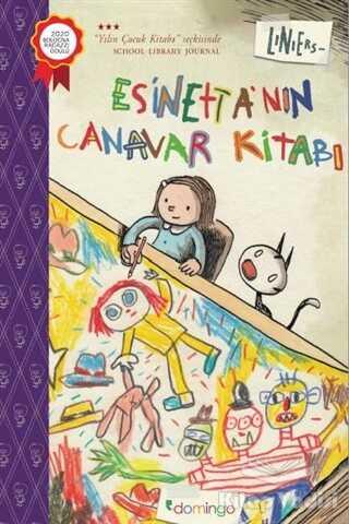 Domingo Yayınevi - Esinetta'nın Canavar Kitabı