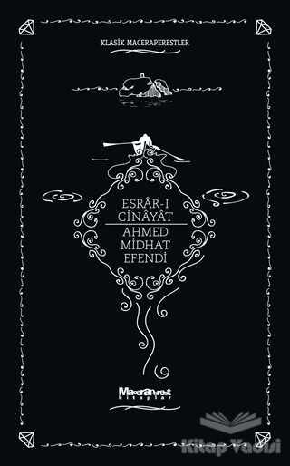 Maceraperest Kitaplar - Esrar-ı Cinayat