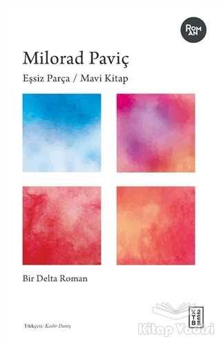 Ketebe Yayınları - Eşsiz Parça / Mavi Kitap