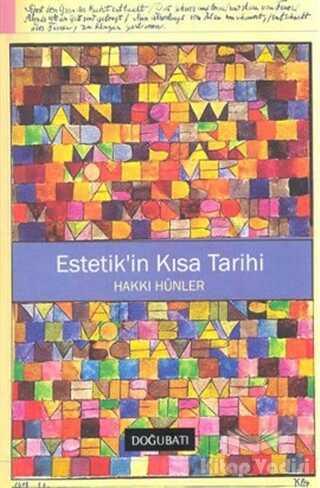 Doğu Batı Yayınları - Estetik'in Kısa Tarihi