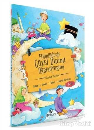 Fidan Yayınları - Etkinliklerle Güzel Dinimi Öğreniyorum (11-14 Yaş)