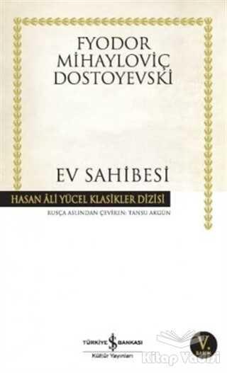 İş Bankası Kültür Yayınları - Ev Sahibesi