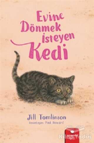 Redhouse Kidz Yayınları - Evine Dönmek İsteyen Kedi