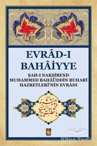 Buhara Yayınları - Evrad-ı Bahaiyye (Dergi Boy )