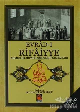 Buhara Yayınları - Evrad-ı Rifaiyye