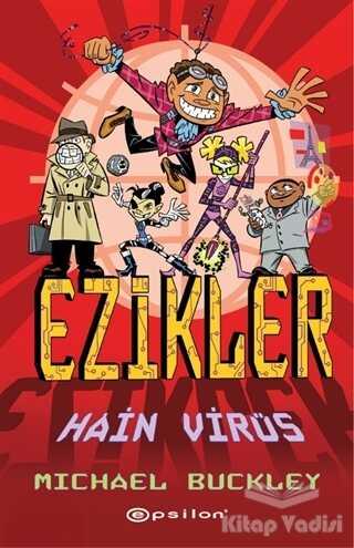 Epsilon Yayınevi - Ezikler - Hain Virüs