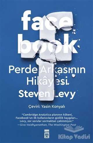Timaş Yayınları - Facebook: Perde Arkasının Hikayesi