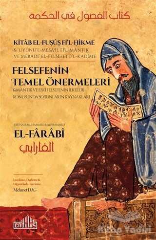 Endülüs Yayınları - Felsefenin Temel Önermeleri