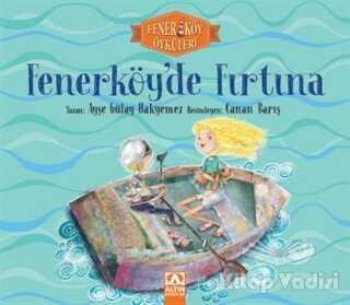 Altın Kitaplar - Fenerköy'de Fırtına - Fenerköy Öyküleri