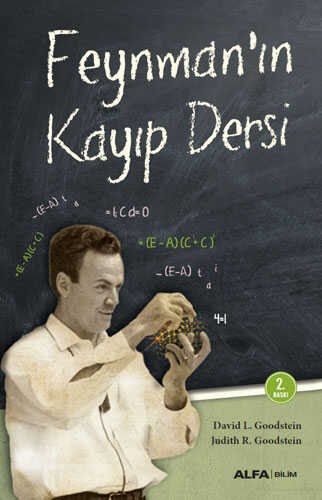 Alfa Yayınları - Feynman'ın Kayıp Dersi