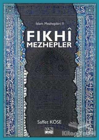 Yazıgen Yayınevi - Fıkhi Mezhepler