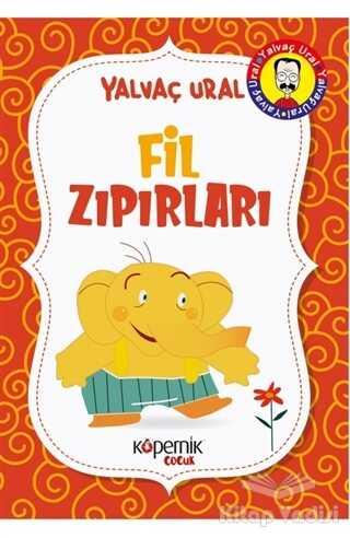 Kopernik Çocuk Yayınları - Fil Zıpırları