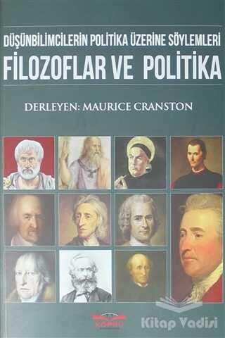 Köprü Kitapları - Filozoflar ve Politika