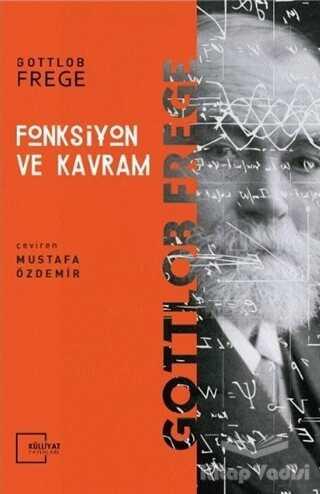 Külliyat Yayınları - Fonksiyon ve Kavram