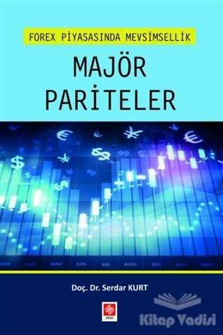Ekin Basım Yayın - Akademik Kitaplar - Forex Piyasasında Mevsimsellik Majör Pariteler