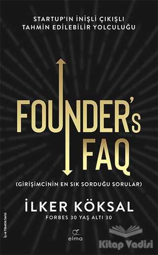 ELMA Yayınevi - Founder's FAQ