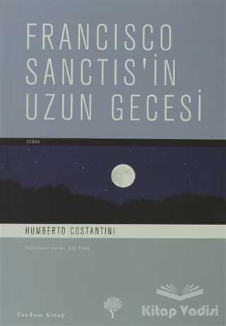Yordam Kitap - Francisco Sanctis'in Uzun Gecesi