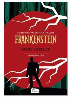 Koridor Yayıncılık - Bez Cilt - Frankenstein (Bez Ciltli)