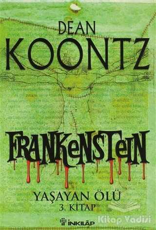 İnkılap Kitabevi - Frankenstein - Yaşayan Ölü 3. Kitap