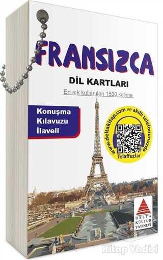 Delta Kültür Basım Yayın - Fransızca Dil Kartları