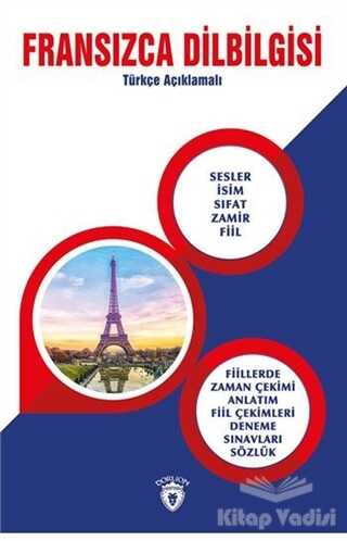 Dorlion Yayınevi - Fransızca Dilbilgisi (Türkçe Açıklamalı)