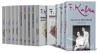 Cem Yayınevi - Franz Kafka Külliyatı (14 Kitap Takım)