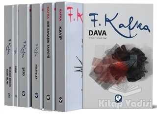 Cem Yayınevi - Franz Kafka Öykü ve Roman Seti (7 Kitap Takım)