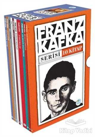 Maviçatı Yayınları - Franz Kafka Serisi (10 Kitap Kutulu)