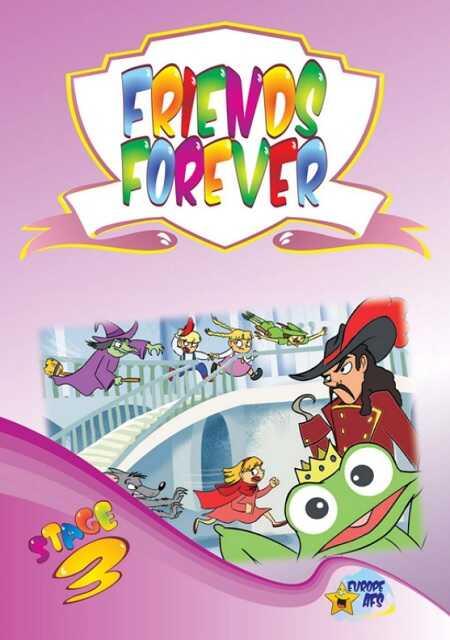 AFS Yayınları - Frıends Forever (Stage 3)