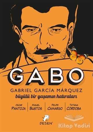 Desen Yayınları - Gabo - Büyülü Bir Yaşamın Hatıraları