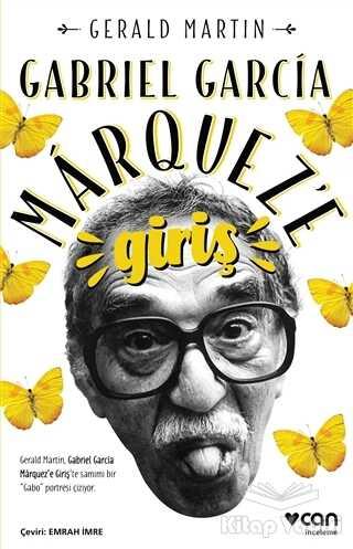 Can Yayınları - Gabriel Garcia Marquez'e Giriş