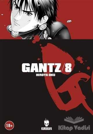 Kurukafa Yayınevi - Gantz 8